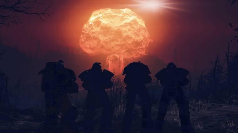 Fallout 76 - nem lehet jelenleg letörölni a bétát bevezetőkép