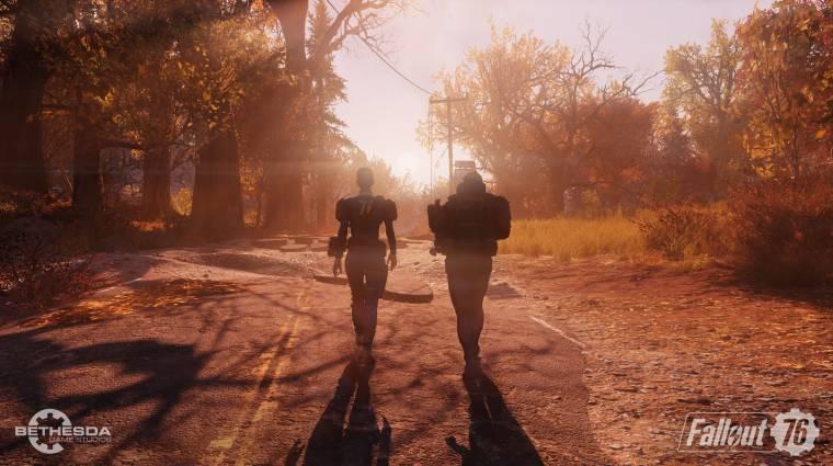 Fallout 76 - állami ünnep lett a megjelenés napja bevezetőkép