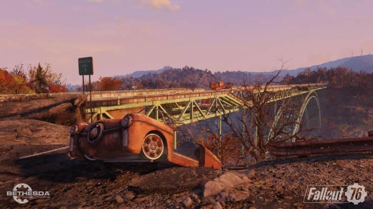 Fallout 76 - fel lehet törni a PC-s verziót, de a Bethesda igyekszik javítani a hibákat bevezetőkép