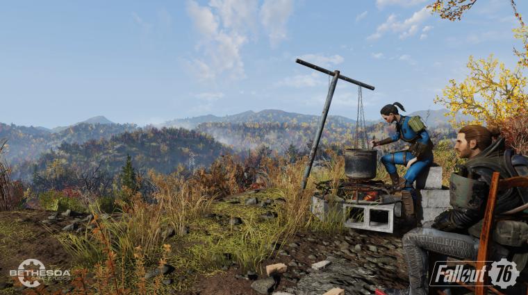Fallout 76 - több olyan eleme is van, ami a Fallout 4-ből és a Skyrimből lett átemelve bevezetőkép