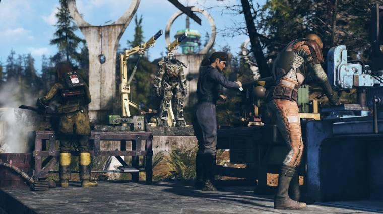 Végre kiküldték a Fallout 76 vászonzsákjait bevezetőkép