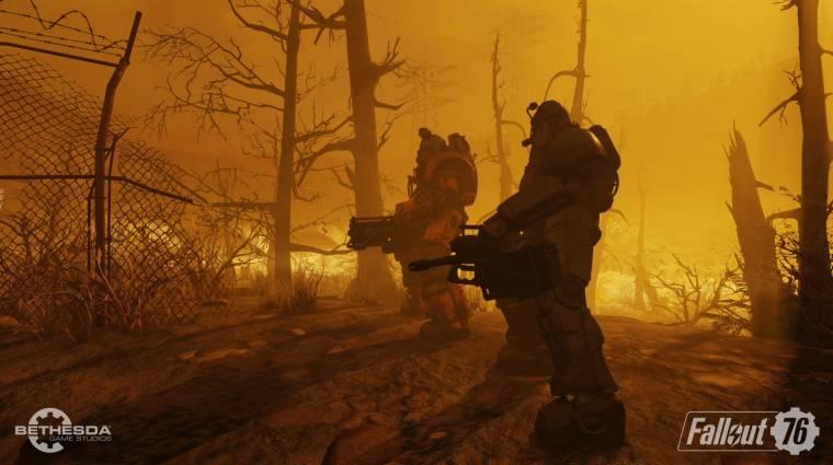 E3 2019 - rengeteg új tartalmat és battle royale módot kap a Fallout 76 bevezetőkép