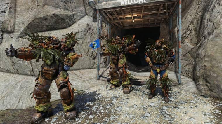 Fallout 76 - hamarosan megnyílik az első raid vault bevezetőkép