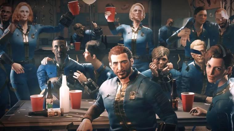 A polgárháború után a Fallout 1st előfizetők saját arisztokráciát alakítottak ki bevezetőkép