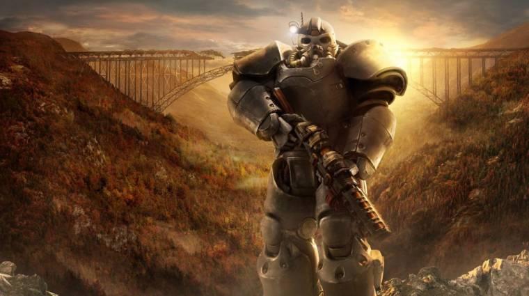 A Fallout 76 új frissítésével átírhatjuk a játékszabályokat... ha fizetünk bevezetőkép