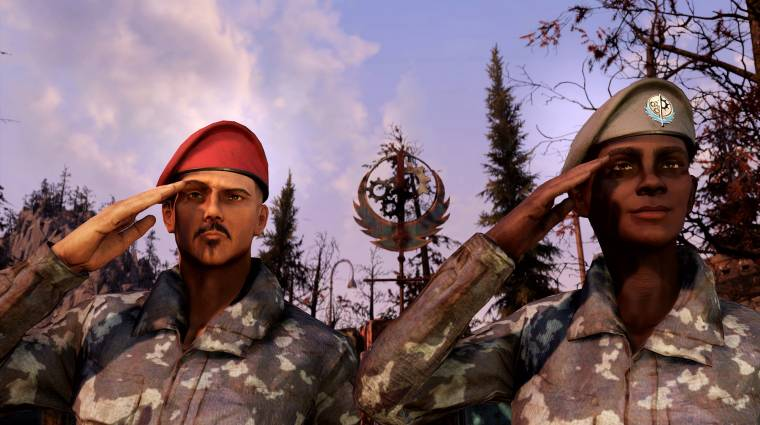 Lassan tesztelhető már a Fallout 76 következő nagyobb frissítése bevezetőkép