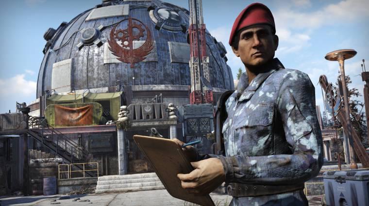 Új közösségi eseményt hoz a Fallout 76 következő frissítése bevezetőkép