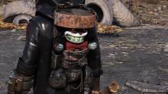 Ingyenes a Fallout 76-ban egy nagyon furcsa öltözék és egy hátizsák kép