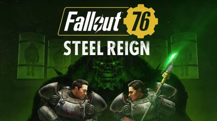 Megvan, mikor jön a Fallout 76 következő kiegészítője, új expedíciót is kapunk bevezetőkép