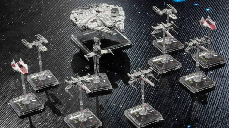 Star Wars X-Wing - készül a Second Edition bevezetőkép