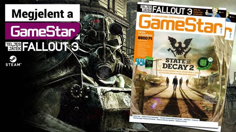 Zombik és radioaktív mutánsok a 2018/05-ös GameStar magazinban bevezetőkép