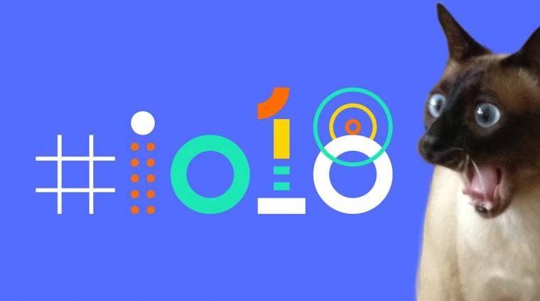 Ma este 7-től a Google bejelent mindent. Is! kép
