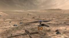 Helikoptert küld a Marsra a NASA kép