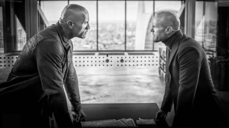 BRÉKING: Megérkezett a Halálos iramban: Hobbs és Shaw első trailere kép