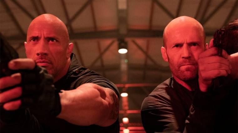Halálos iramban: Hobbs és Shaw - a héten jön az első trailer kép