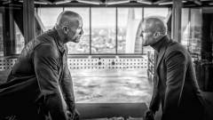 Hobbs & Shaw – így fest Dwayne Johnson és Jason Statham a Halálos iramban spinoffjában kép