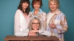 Nézd meg premier előtt Jane Fonda és Diane Keaton új vígjátékát, a Könyvklubot! kép