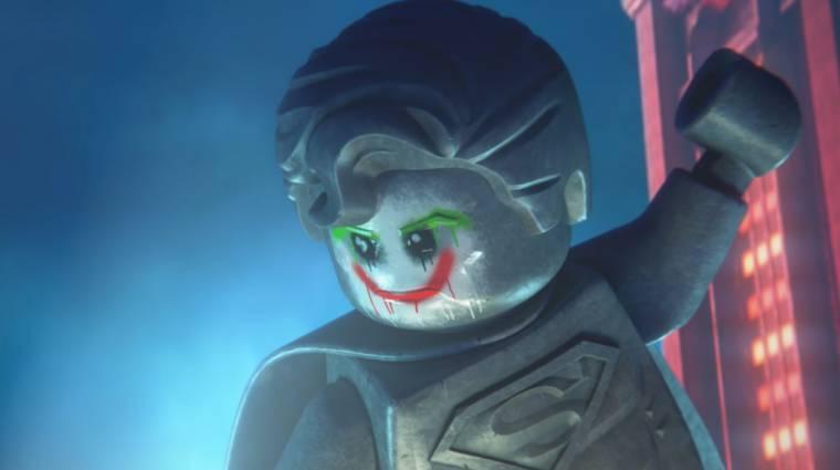 LEGO DC Super-Villains - az utolsó trailer felkészít a kalandokra bevezetőkép