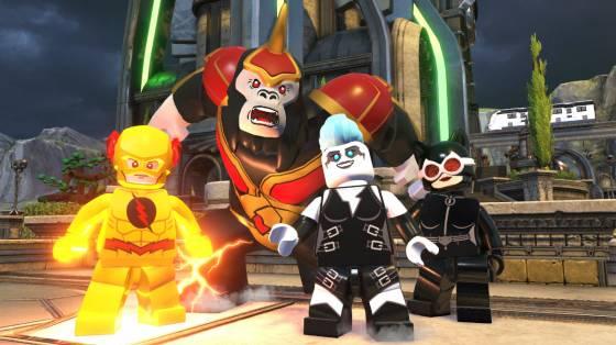 LEGO DC Super-Villains infódoboz