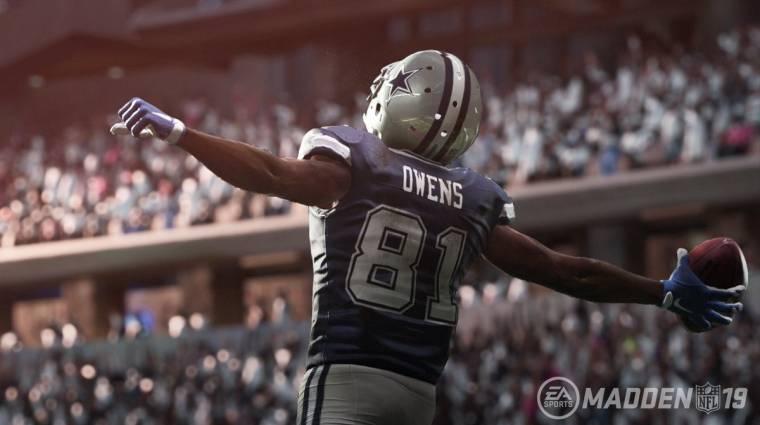 EA Play 2018 - új traileren a Madden NFL 19 bevezetőkép