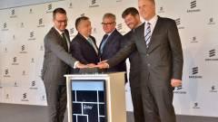 Megnyitották az Ericsson Magyarország új székházát kép