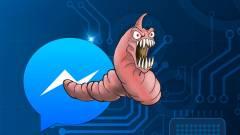 Vigyázat, ismét adatbányász kártevő terjed Messengeren! kép