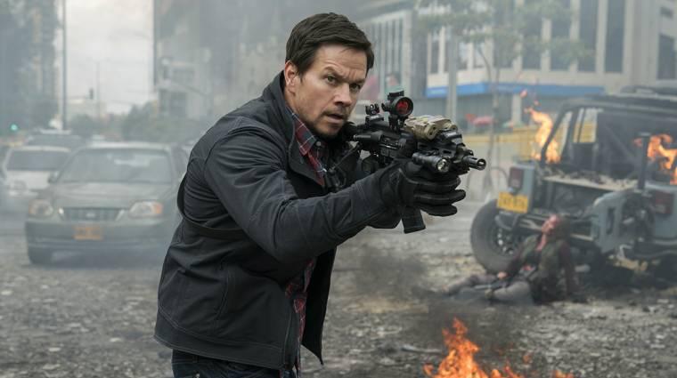 Folytatódik a Mark Wahlberg-féle 22 mérföld kép