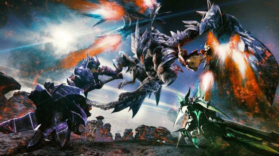Monster Hunter Generations Ultimate infódoboz