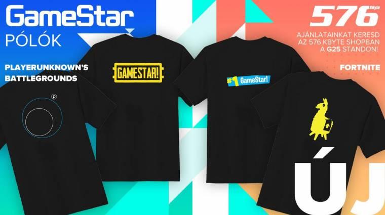 Keresd a legújabb GameStar cuccokat a PlayIT-en! bevezetőkép