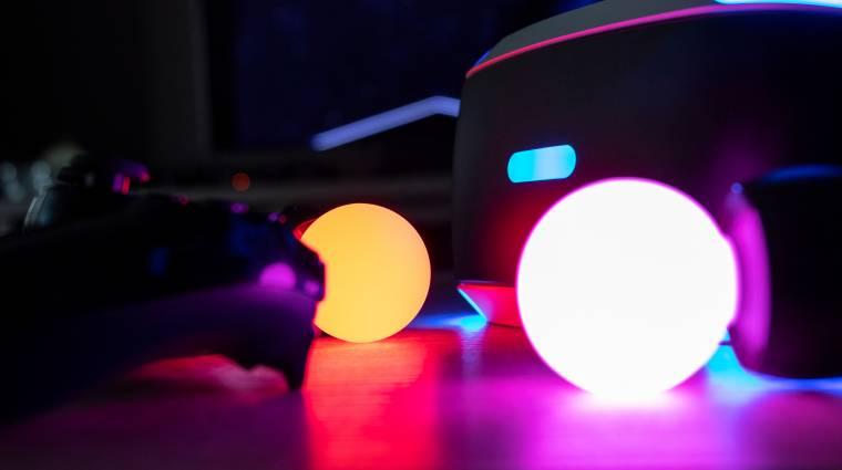 Egy szabadalom szerint ujjkövető technológiát hozhat a PS5 VR kontrollere bevezetőkép