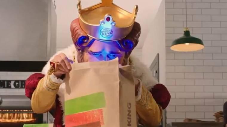 A Burger King reklámjából derülhetett ki, mikor mutatják be a PS5 új kezelőfelületét bevezetőkép