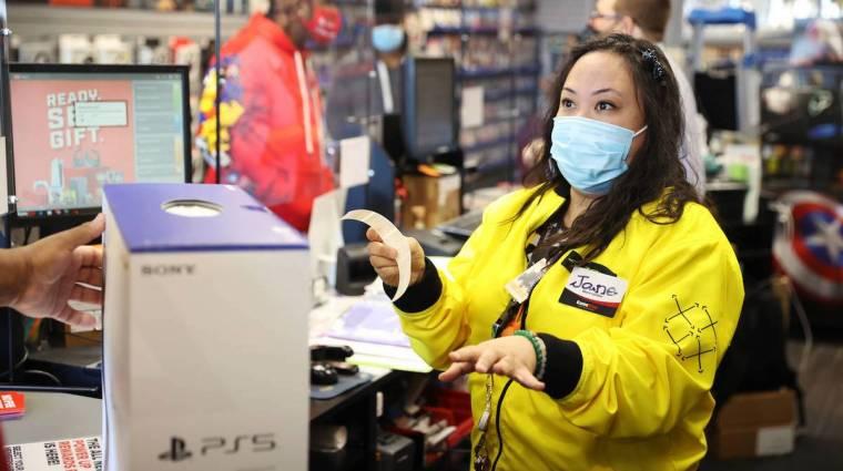 Hát nem újabb rekordot döntött a PlayStation 5? bevezetőkép