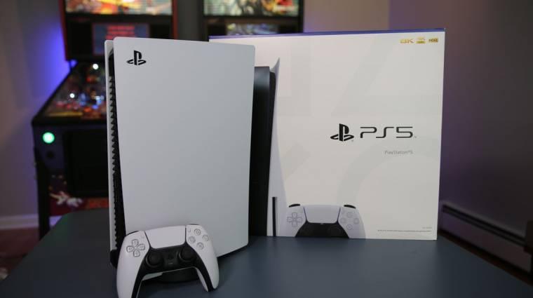 Nagyjából ennyi PlayStation 5 és Xbox Series konzol fogyott világszerte eddig bevezetőkép