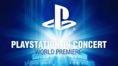 Erre a PlayStation koncertre mi is nagyon szívesen elmennénk kép