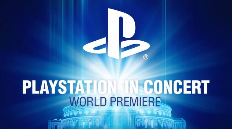 Erre a PlayStation koncertre mi is nagyon szívesen elmennénk bevezetőkép