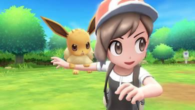 E3 2018 - ismerős arcok és helyszínek a Pokémon: Let's Go képein