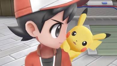 Bemutatkozott az első Switchre érkező Pokémon RPG, a Let's Go, Pikachu!