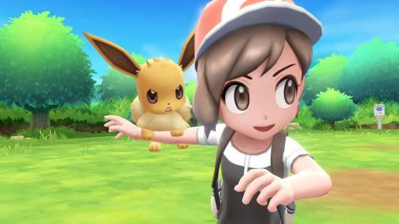 Pokémon: Let's Go Pikachu/Eevee infódoboz