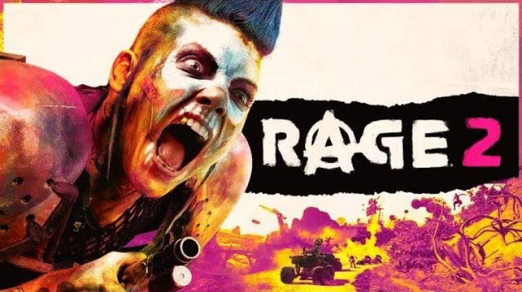 RAGE 2 - az első gameplay betegebb mint vártuk bevezetőkép