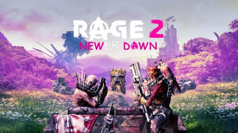 A Bethesda sem hagyta szó nélkül, mennyire hasonlít a Far Cry New Dawn és a Rage 2 bevezetőkép