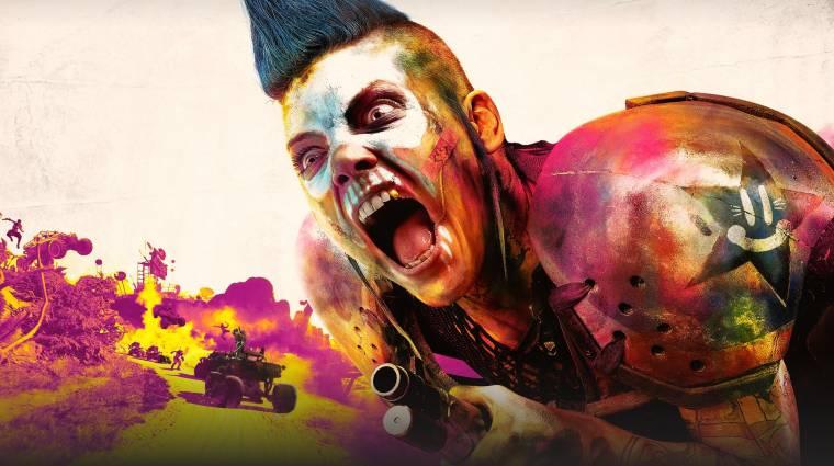 Ingyen behúzható a Rage 2 és még egy játék! bevezetőkép