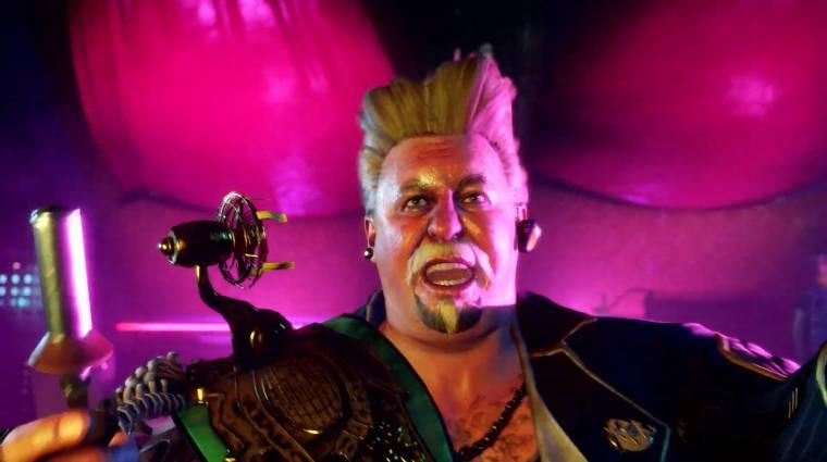 Rage 2 - visszafelé pörög a launch trailer bevezetőkép