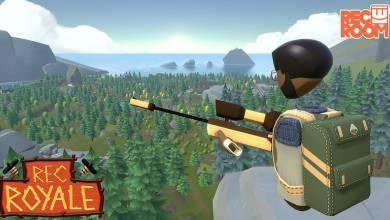 Rec Royale - ez lesz az első battle royale-szerű VR-játék