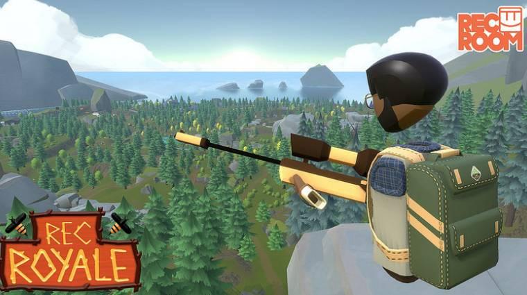 Rec Royale - ez lesz az első battle royale-szerű VR-játék bevezetőkép