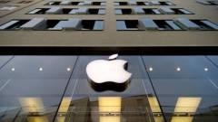 Rekordot döntött az Apple kép