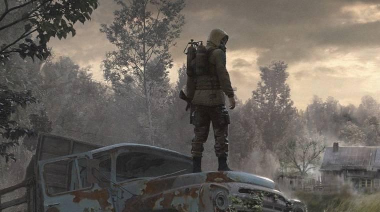 Olyan gameplay jött a S.T.A.L.K.E.R. 2-ből, hogy azonnal játszani akarjuk bevezetőkép