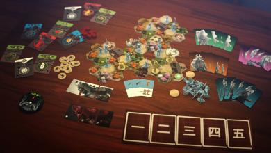 Shadow Tactics: The Board Game – támogasd te is a magyar fejlesztésű társasjátékot