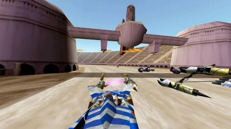 Nintendo Switchre és PlayStation 4-re is megjelent a Star Wars Episode 1: Racer bevezetőkép
