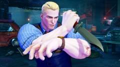 Street Fighter V - bemutatkozott a legújabb harcos, Cody kép