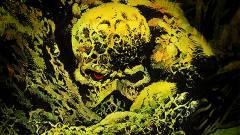 Élőszereplős Swamp Thing sorozat készül kép